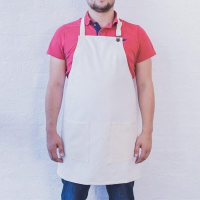 Custom Barratt apron